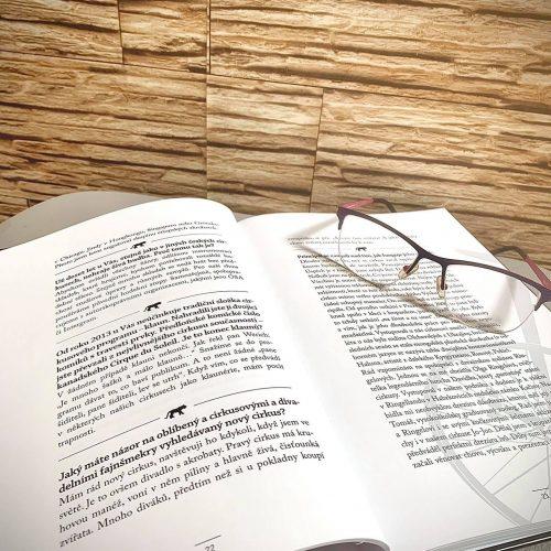 Kniha Zpověď 3